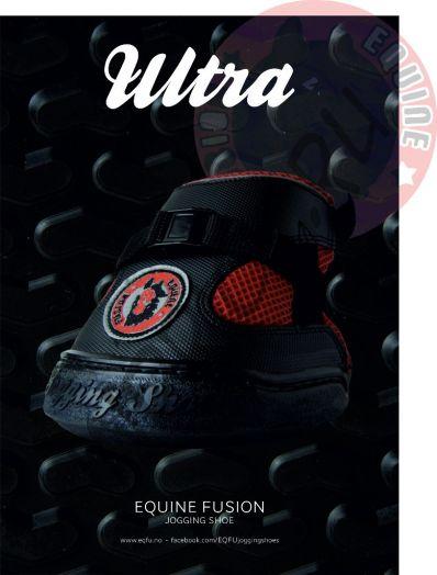 Ботинки для копыт Equine Fusion Ultra