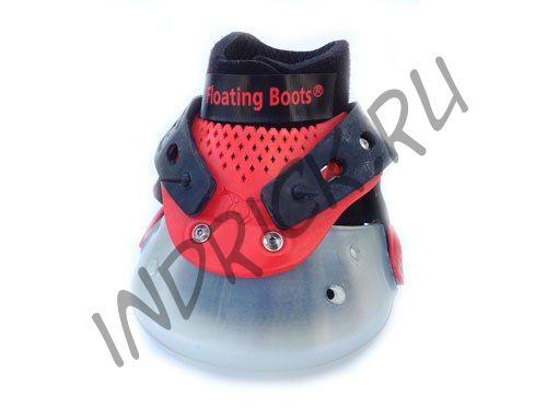 Ботинки Floating Boots, оранжевый + прозрачный
