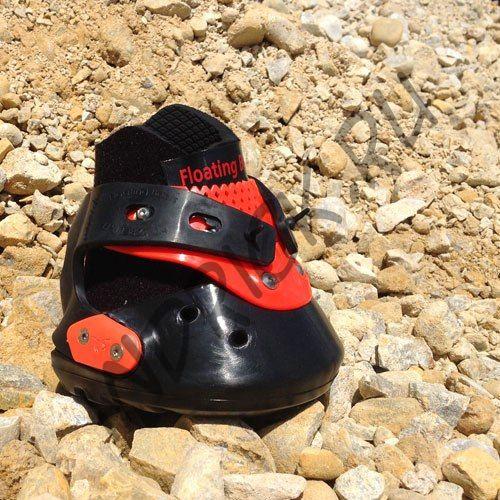 Ботинки Floating Boots, оранжевый + черный